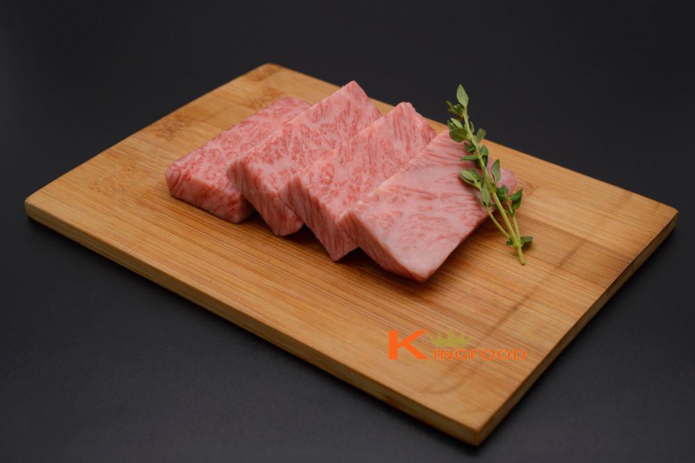冰鮮飛驒牛A5肩胛肉BBQ